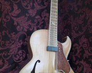 Florentine Cutaway Archtop from 100 Percent Australian Timbers