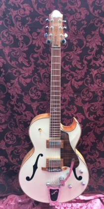 Sixteen Inch Florentine Hollowbody Electric.