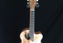 Blackwood and Sitka Mandolin